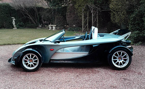 Doors Are Overrated! Lotus 340R, Built To Handle.