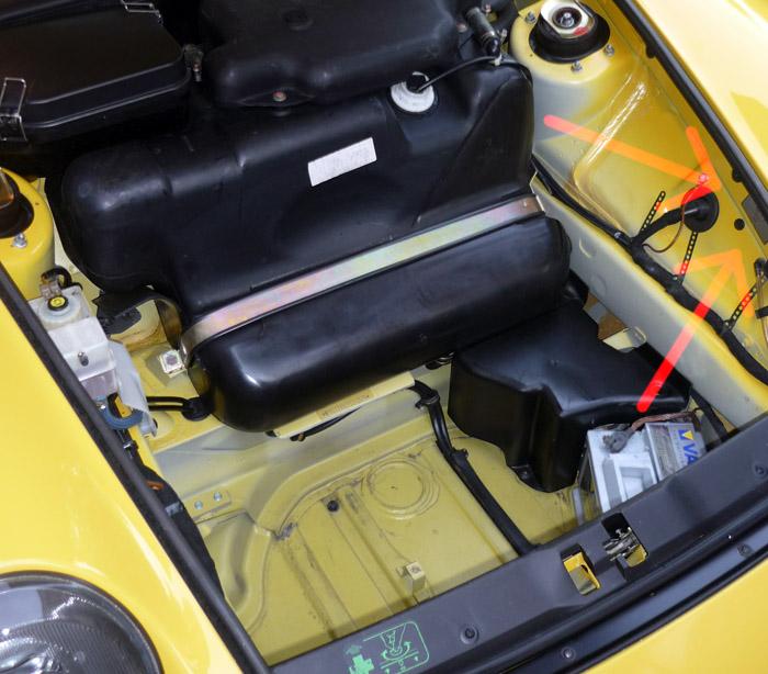 Porsche 993 Engine Lid: Porsche Discussion Forums